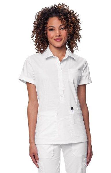 Zdravotnícke oblečenie - Polokošeľa - 243-001