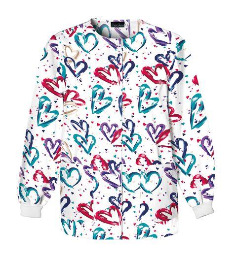 Zdravotnícke oblečenie - Dámske blúzy - 350-HRTB