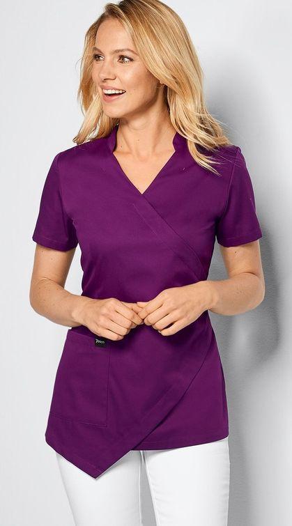 Zdravotnícke oblečenie - Novinky - 24-20376367-DUNKELBEERE