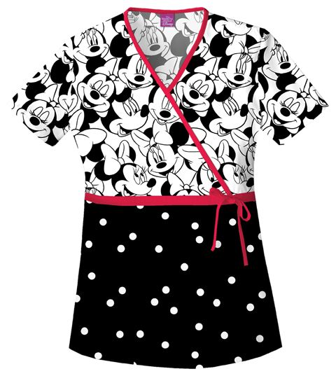 Zdravotnícke oblečenie - Dámske blúzy - 6625C-MKBM