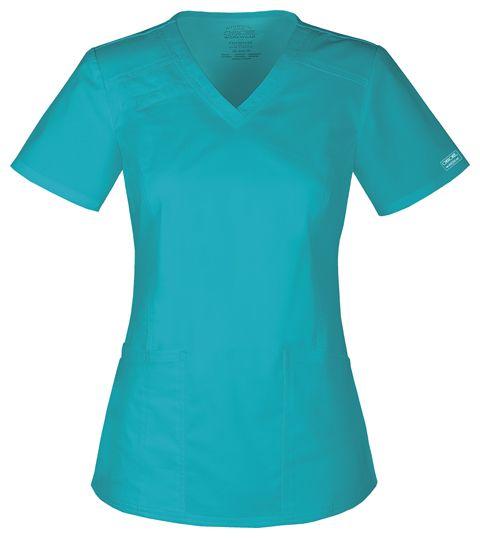 Zdravotnícke oblečenie - Blúzy - 4710-TLBW
