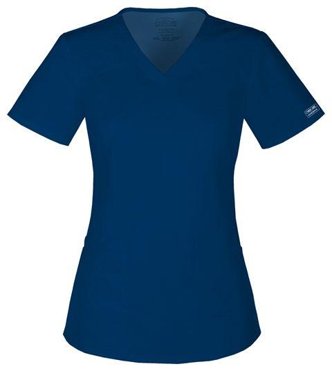 Zdravotnícke oblečenie - Blúzy - 4710-NAVW
