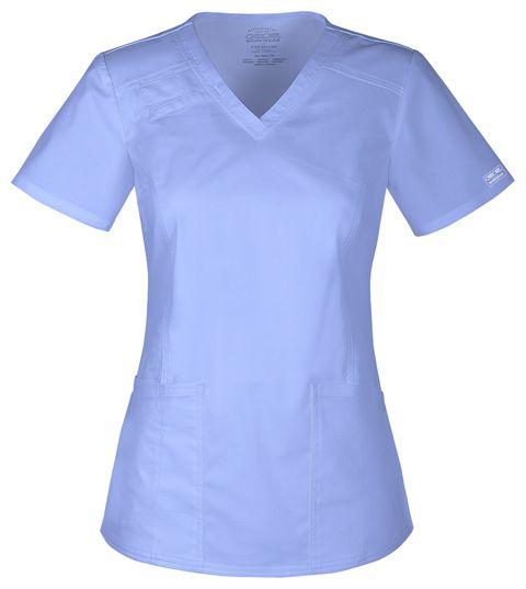Zdravotnícke oblečenie - Blúzy - 4710-CIEW