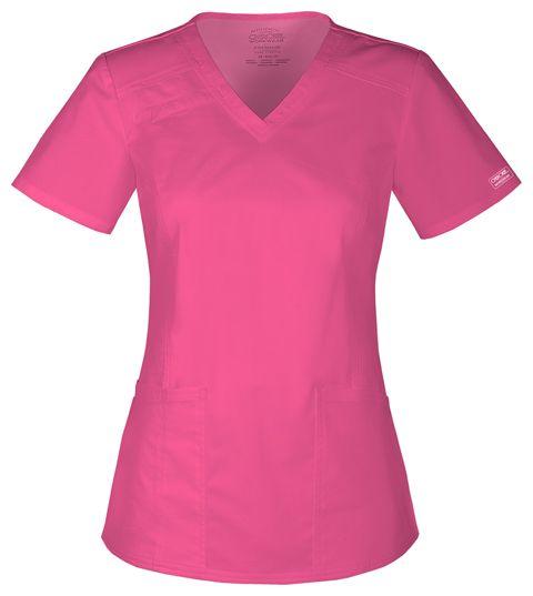 Zdravotnícke oblečenie - Blúzy - 4710-SHPW