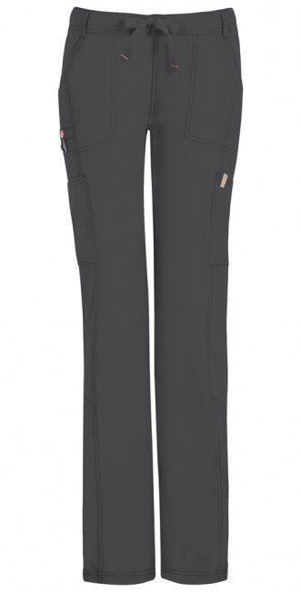 Dámske nohavice s nízkym sedom CERTAINTY PLUS - cínová