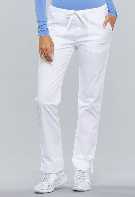 Zdravotnícke oblečenie - Dámske nohavice - 4203-WHTW