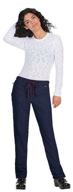Zdravotnícke oblečenie - Dámske nohavice - 723-1283