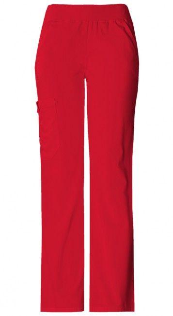 Zdravotnícke oblečenie - Dámske nohavice - 2085-REDB