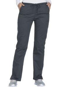 Dámske nohavice 5 vreckové - cínová
