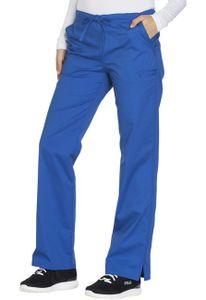 Dámske nohavice 5 vreckové - kráľovská modrá