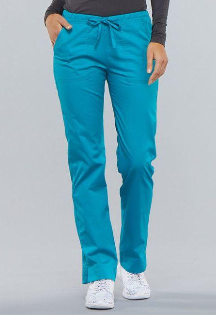 Zdravotnícke oblečenie - Dámske nohavice - 4203-TLBW