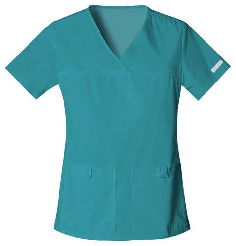 Zdravotnícke oblečenie - Dámske blúzy - 2968-TELB