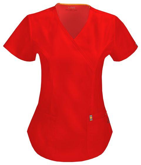 Zdravotnícke oblečenie - Dámske blúzy - 46601A-RECH