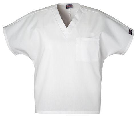 Zdravotnícke oblečenie - Pánske blúzy - 4777-WHTW
