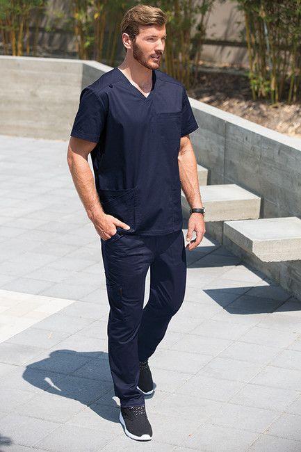 Zdravotnícke oblečenie - Pánske nohavice - 665-012
