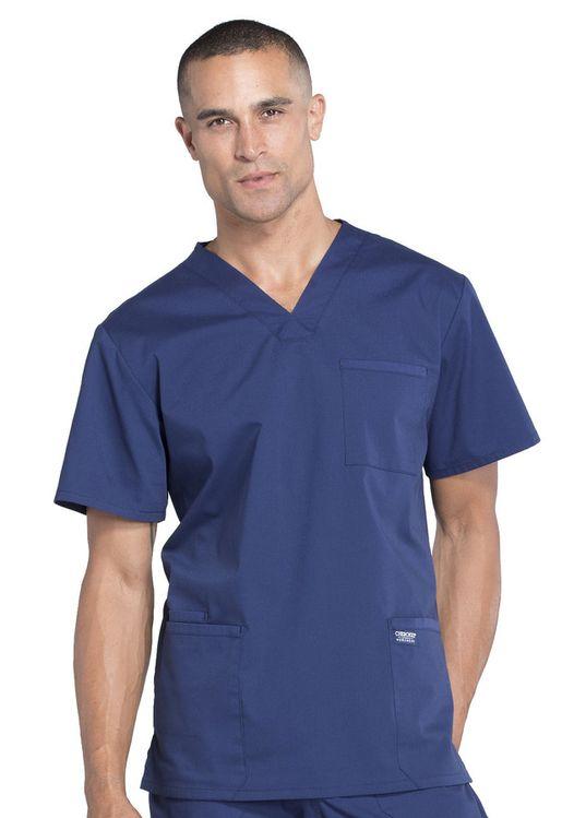 Zdravotnícke oblečenie - Pánske blúzy - WW695-NAV