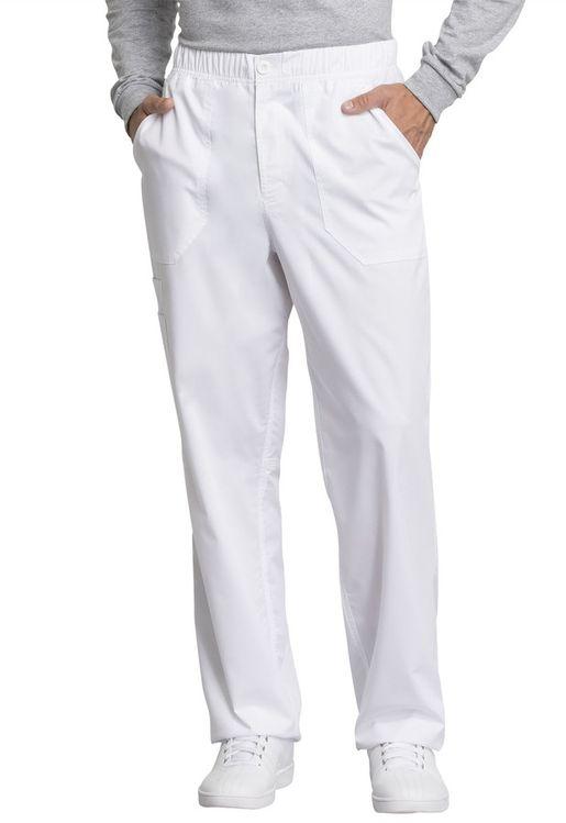 Zdravotnícke oblečenie - Pánske nohavice - WW250AB-WHT