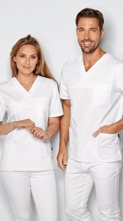 Zdravotnícke oblečenie - 7days - blúzy - 31-0120270-WEISS