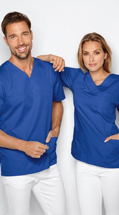 Zdravotnícke oblečenie - 7days - blúzy - 31-1410377-STANDARDBLAU