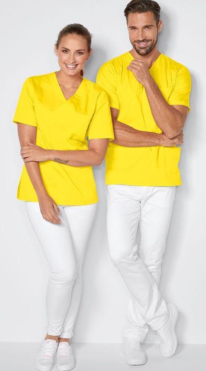 Zdravotnícke oblečenie - 7days - blúzy - 31-20082677-GELB