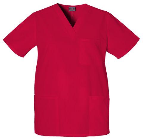 Zdravotnícke oblečenie - Pánske blúzy - 4876-REDW