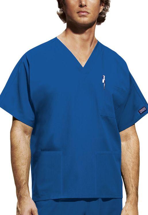 Zdravotnícke oblečenie - Pánske blúzy - 4876-ROYW
