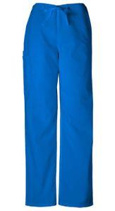 Nohavice so šnurovaním - kráľovská modrá