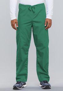 Nohavice so šnurovaním - chirurgická zelená
