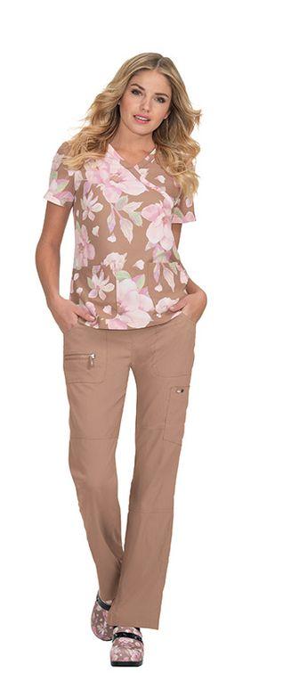 Zdravotnícke oblečenie - Dámske blúzy - 393PR-NSN