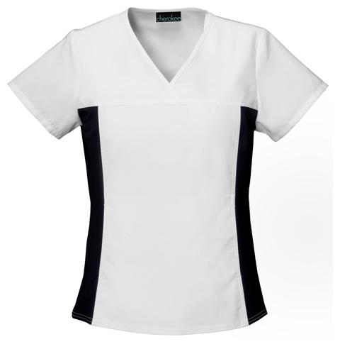Zdravotnícke oblečenie - Dámske blúzy - 2874-WHTS zväčšiť obrázok 92021251b69